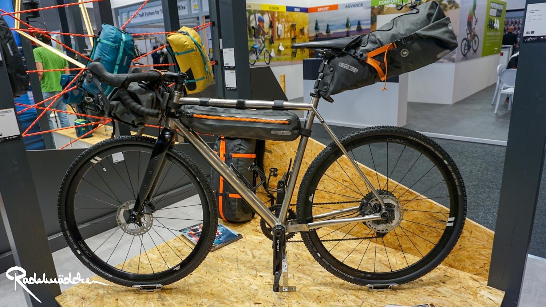 Ortlieb Bikepacking Taschen