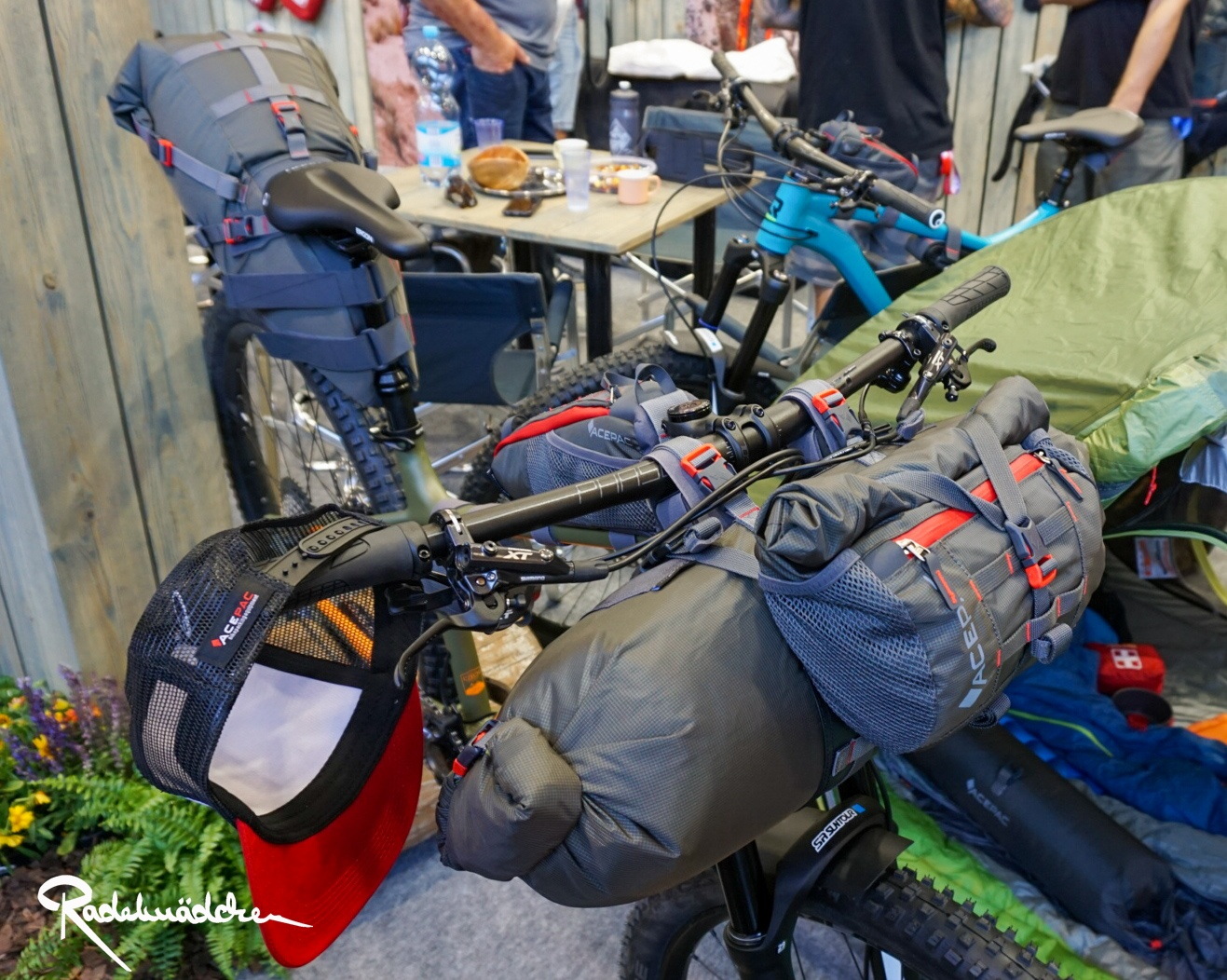 Acepack Bikepacking Bag,Eurobike 2019
