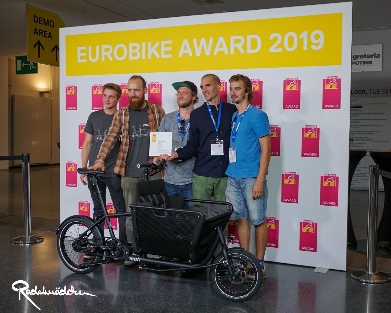 Muli Cycles,Eurobike 2019
