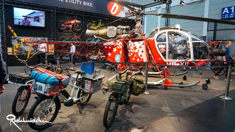 Benno Bikes,Eurobike 2019