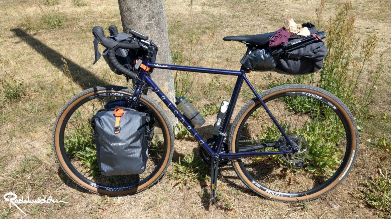 Bikepacking Veloheld Gravelbike