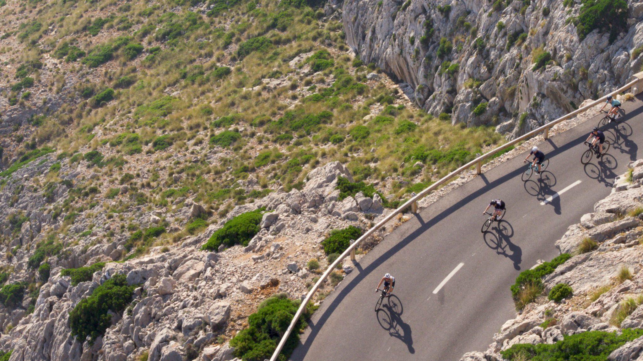 street cyclists