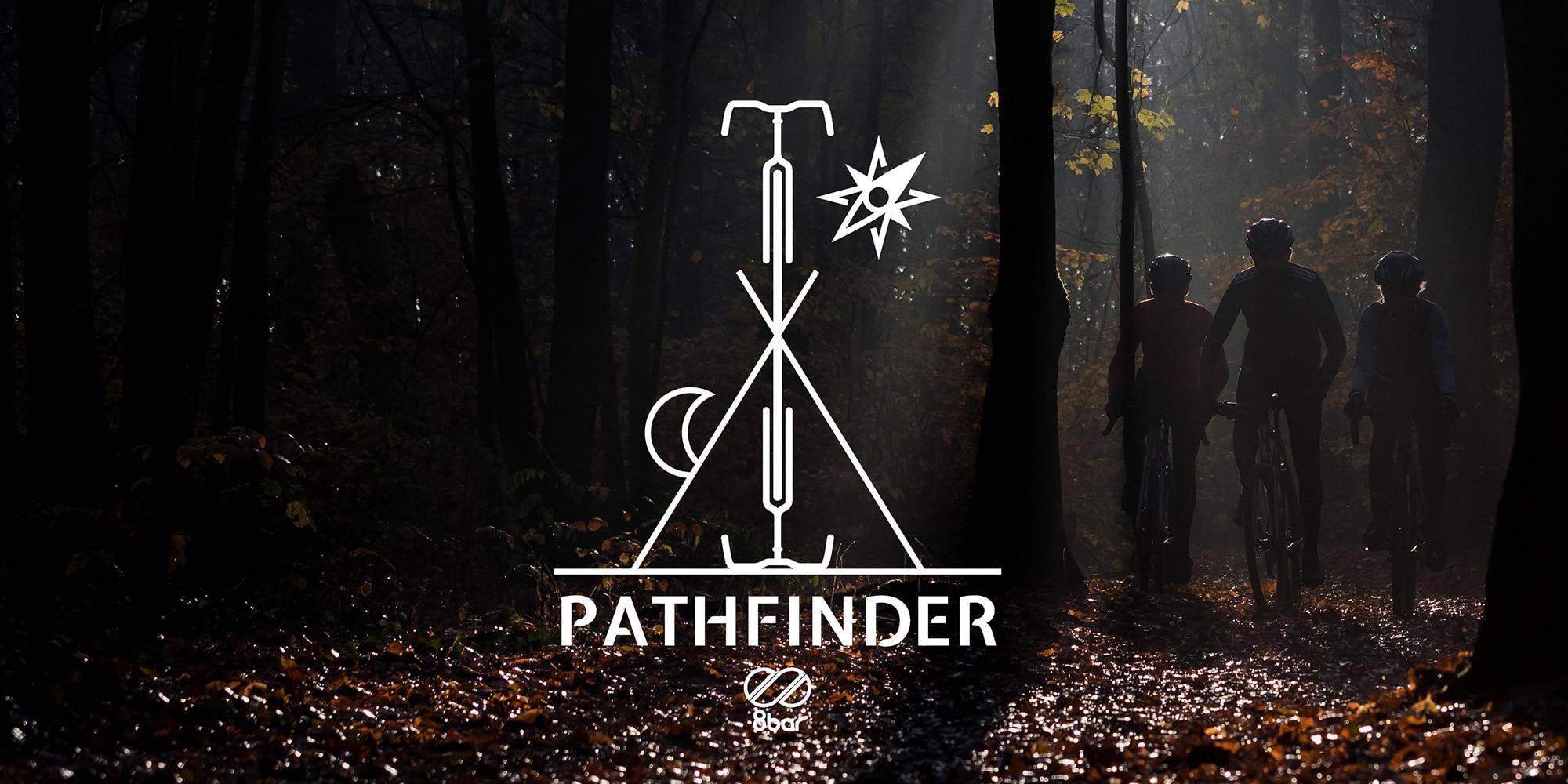8bar Gravel Pathfinder Logo