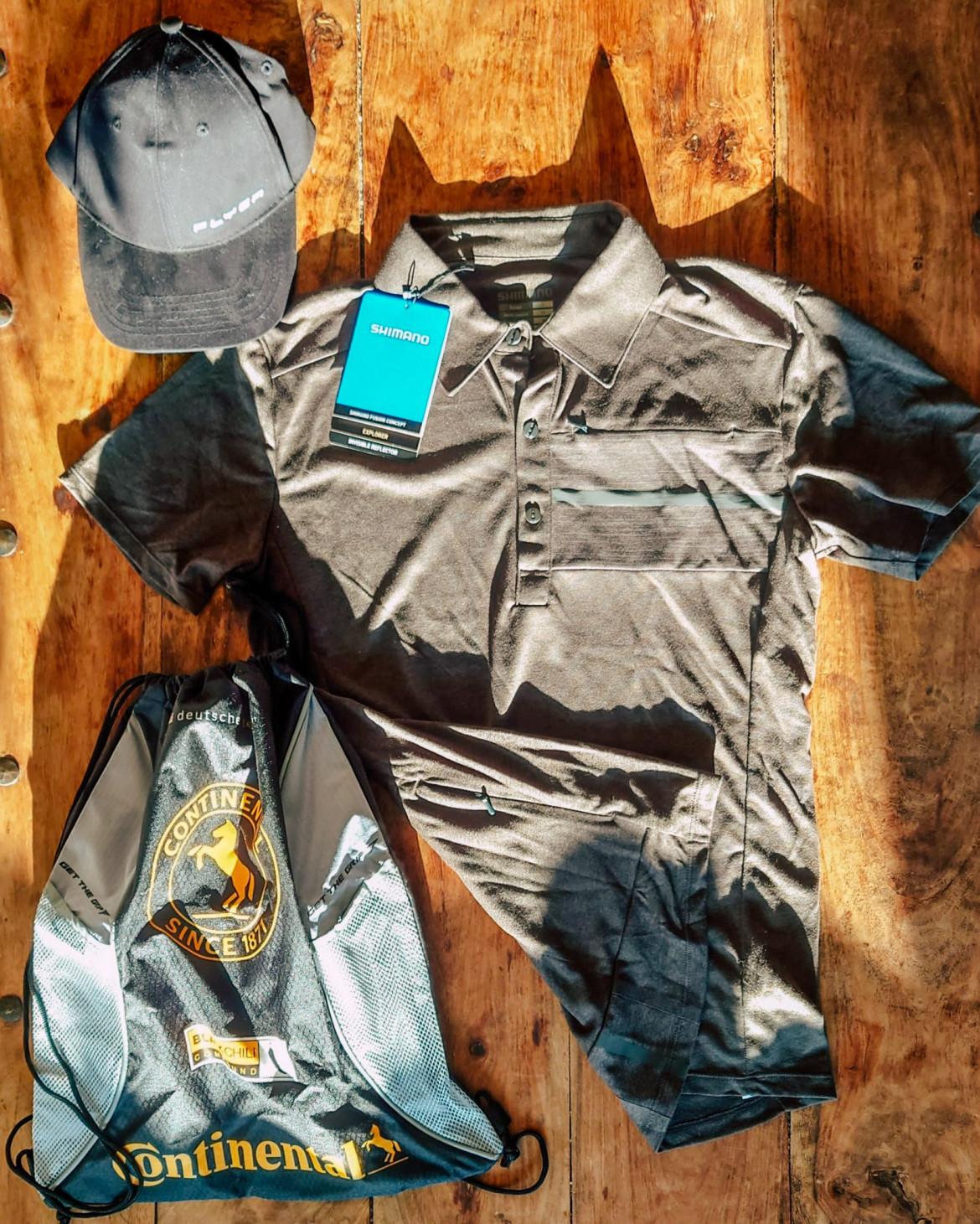 Shirt und Beutel