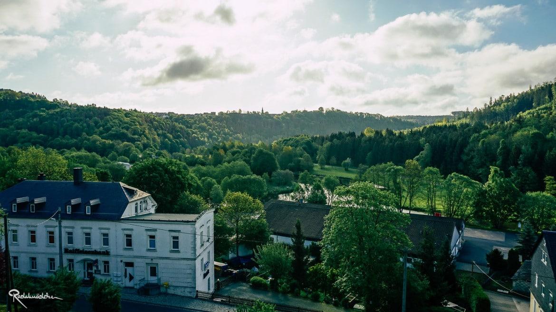 Stadtblick Blankenstein