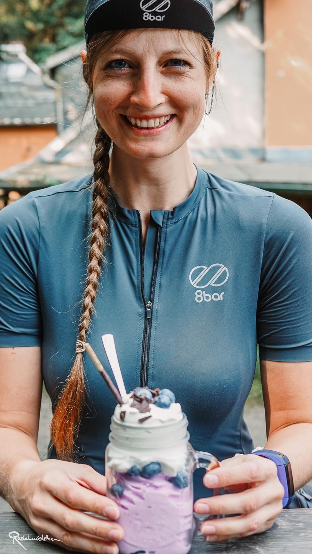 me and ice cream