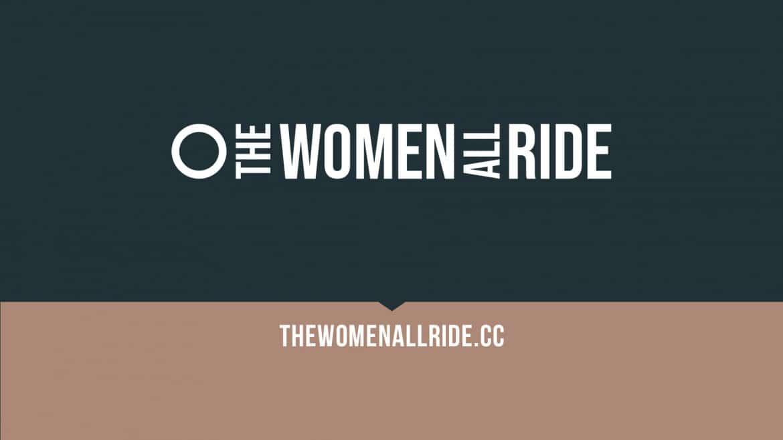 the women all ride header