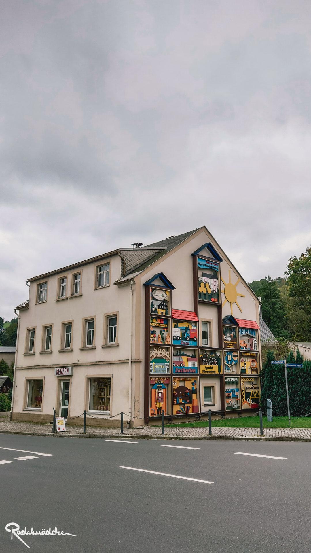 Haus in Nauhausen